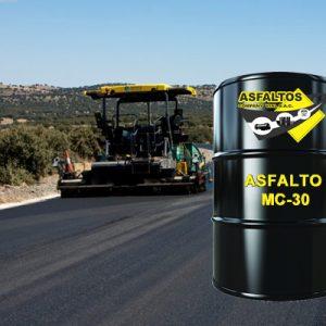 ASFALTO LIQUIDO MC-30