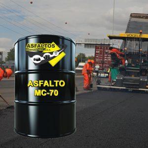 ASFALTO LIQUIDO MC-70