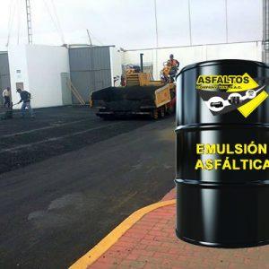 EMULSIÓN ASFÁLTICA